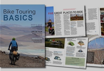 Bike Touring Basics e-book