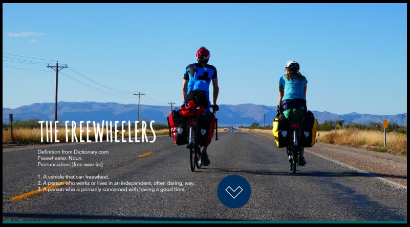 freewheelers round the world bicycle touring blog