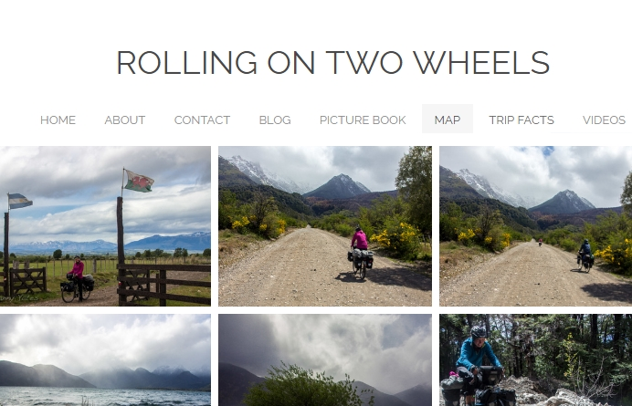 Rolling on Two Wheels Bicycle Touring Blog South America