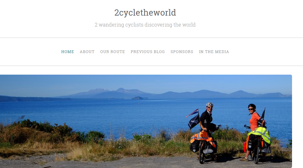 2cycle the world Baerbel Gerhardt