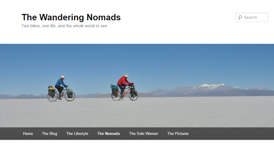 wandering Nomads Shirine Taylor