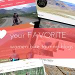 Discover More Women Bike Touring Blogs