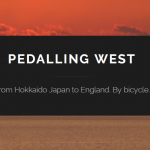Pedalling West