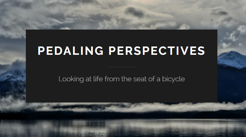 pedalling perspectives